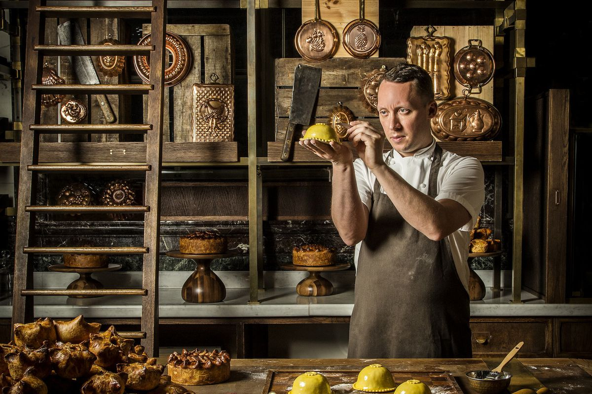 Holborn Pastry Master Calum Franklin Will Open A Room Dedicated To Pie Eater London