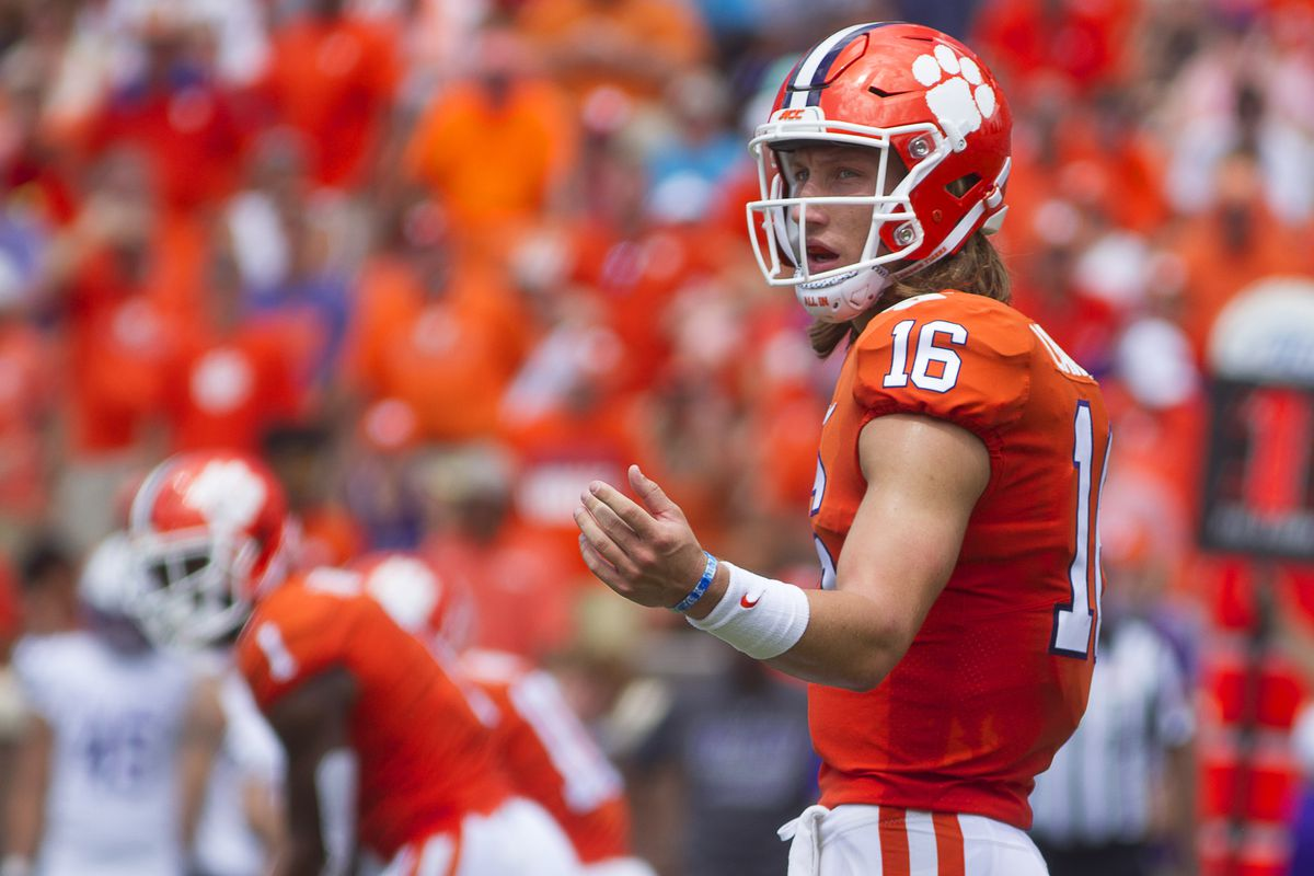 Meet Trevor Lawrence  who is Clemson s 5-star quarterback ... c5006fba9