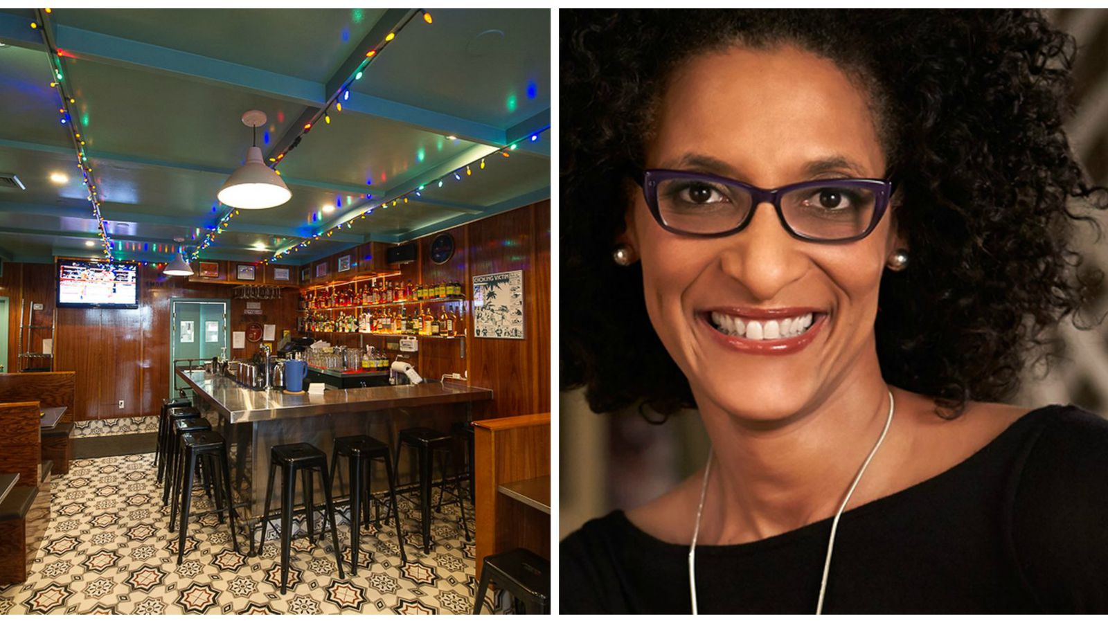 What To Expect At Carla Hall S Forthcoming Cobble Hook