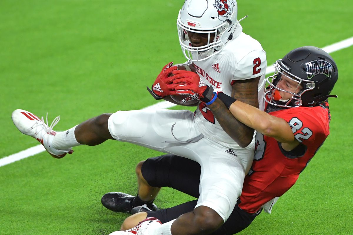 NCAA Football: Fresno State at UNLV