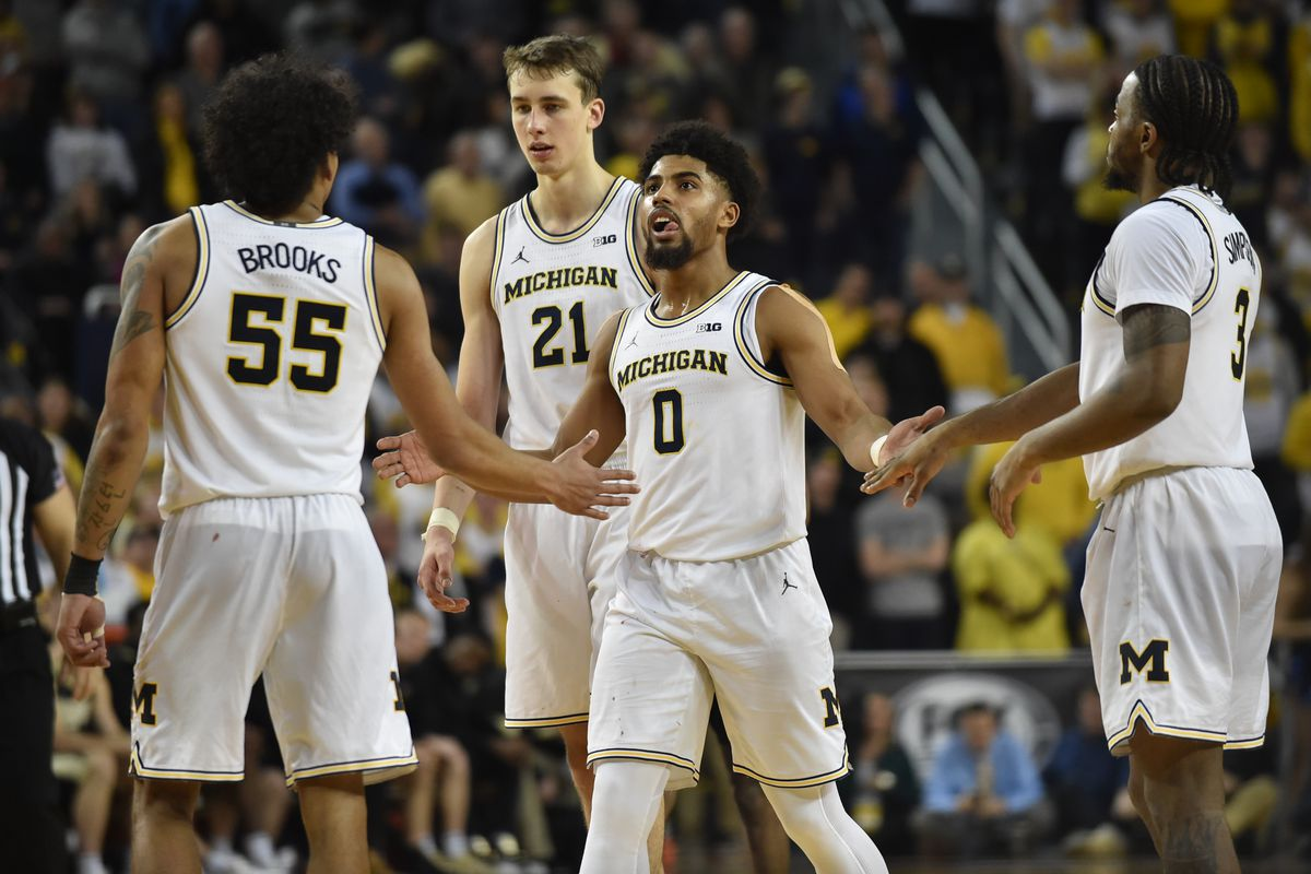 A Look At What Michigan Men S Basketball S Roster May Look Like
