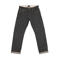 """Civilianaire 13.5 Oz. Regular Fit Denim in Indigo, <a href=""""http://shop.civilianaire.com/collections/men-denim/products/regular-rinsed-grey"""">$220</a> (more colors available)"""