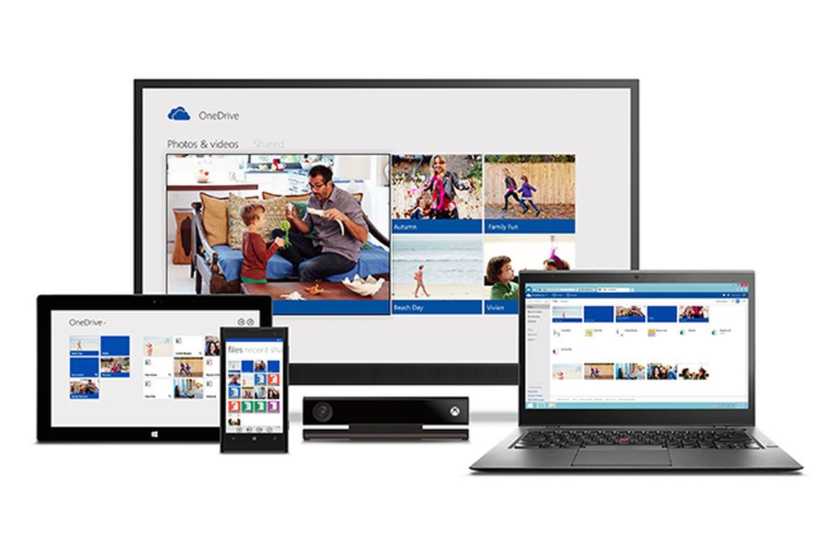 Microsoft targets Dropbox and Google with unlimited OneDrive storage