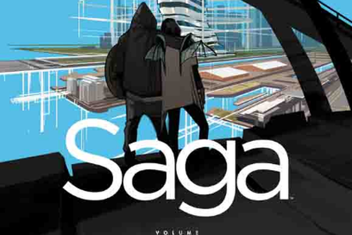 Saga volume 6.