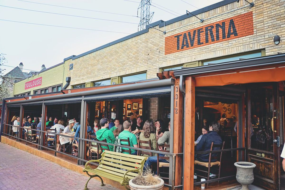 Taverna Opens This Week At The Shops Buckhead Atlanta