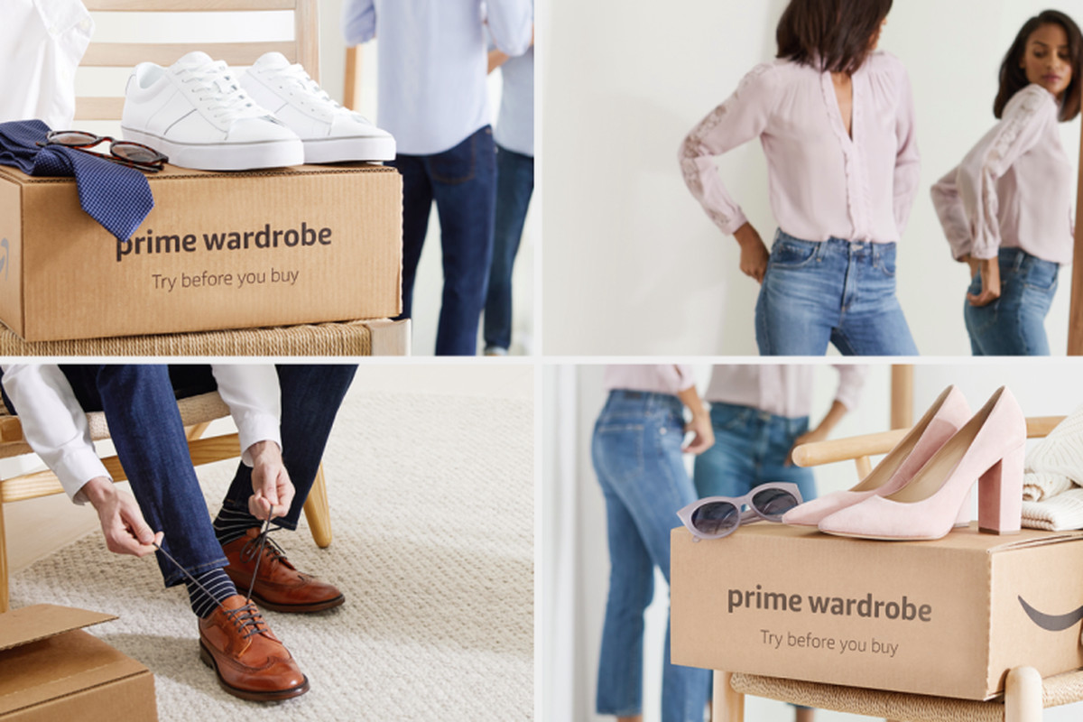 f93faddcb Amazon's clothing try-on service opens up to all Prime subscribers today