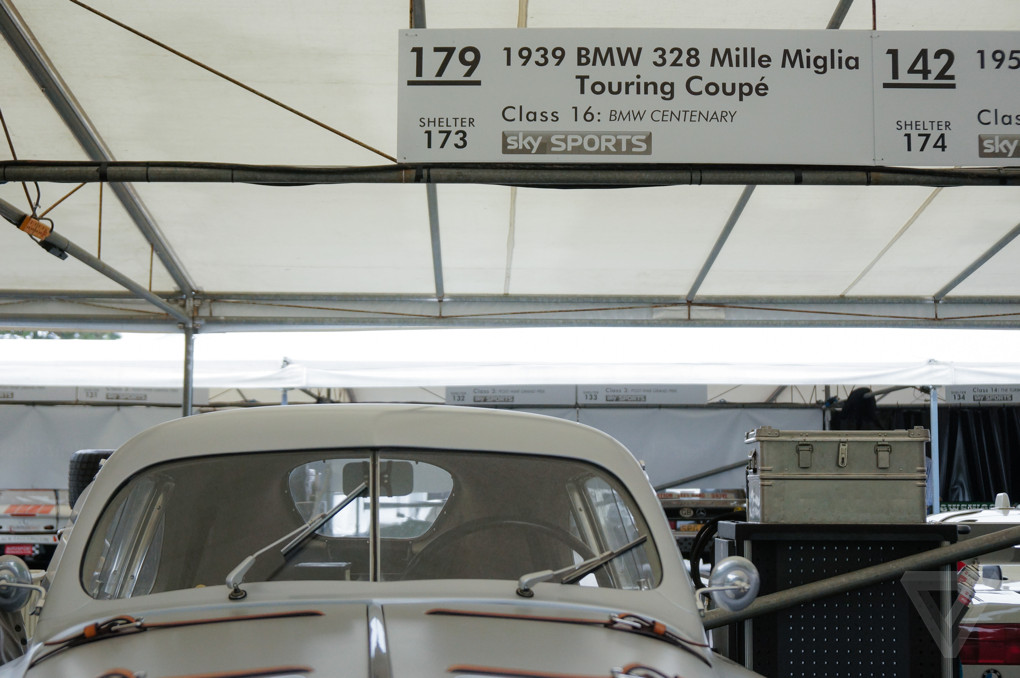 BMW\'s 1939 Mille Miglia Touring Coupé reminds us that cars should be ...