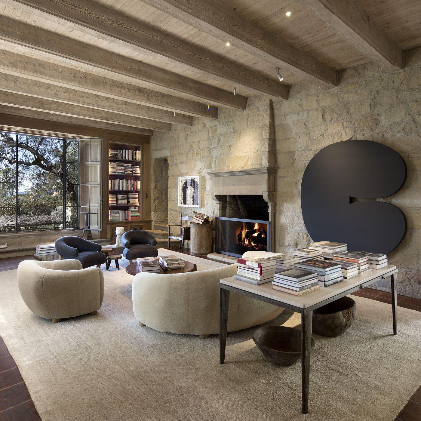 Ellen Degeneres And Portia De Rossi List Their Stunning Santa Barbara Villa For 45m Curbed