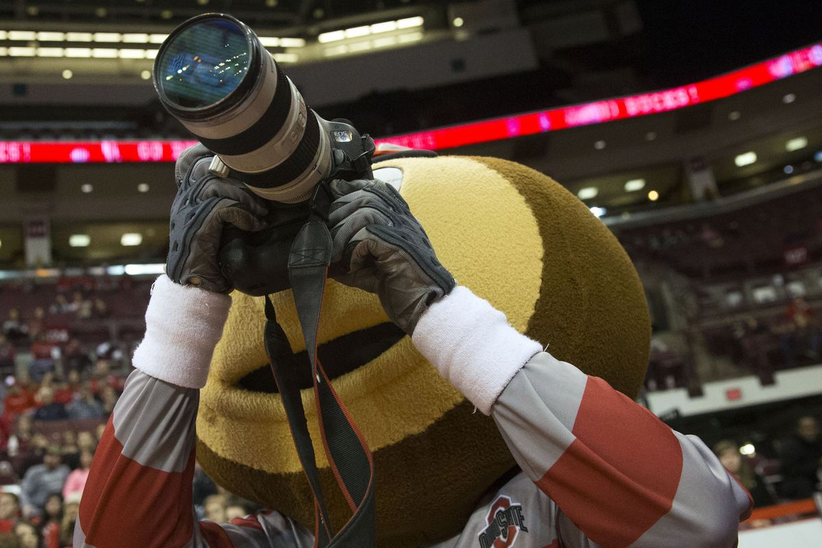 Are all the mascots in the Big Ten giant pervs?
