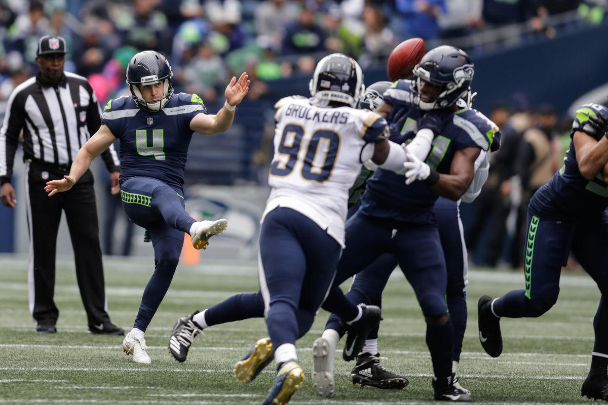 Why we could see more drop kicks from Seahawks punter Michael ... 5979e1ff3