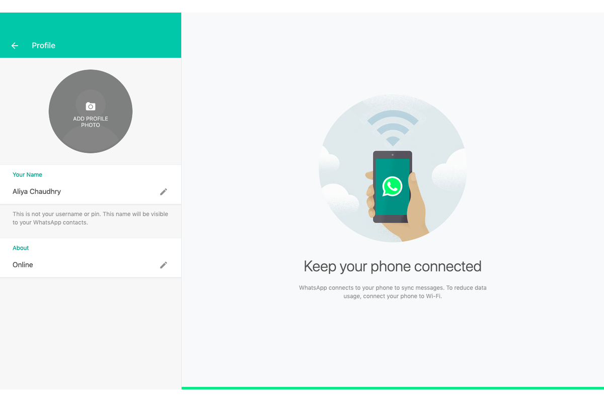 How To Set Up Whatsapp On Your Mac Or Pc The Verge