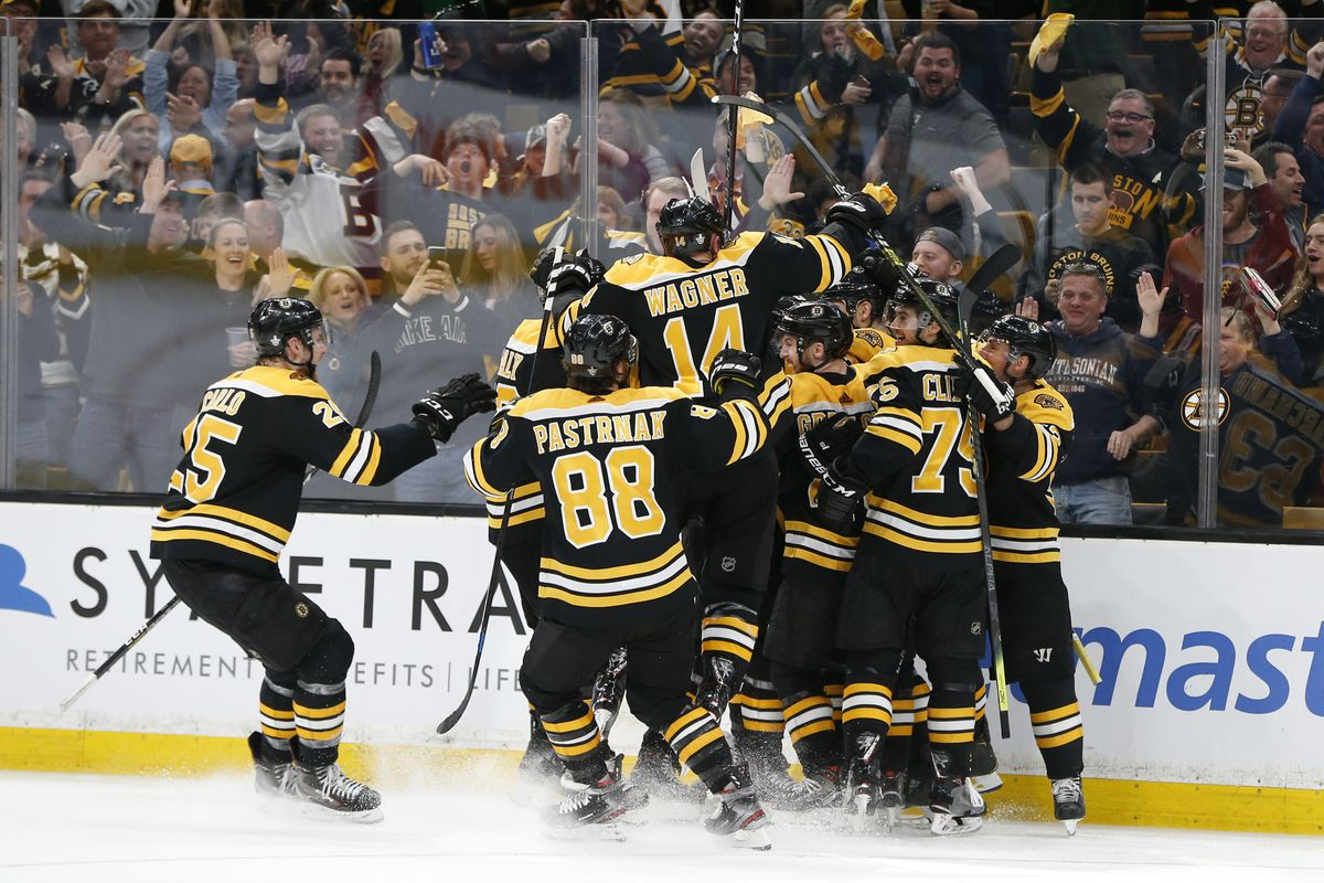 Recap: Bruins start strong, recover late to take Game 1 ... Bruins Roster
