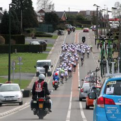From the Hitec team car