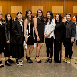 """Each year, the Fashion Institute of Technology celebrates """"the Future of Fashion"""" with a runway presentation that features graduating students' best work. Ahead of tonight's show, we spoke with the nine Critic Award-winning students."""