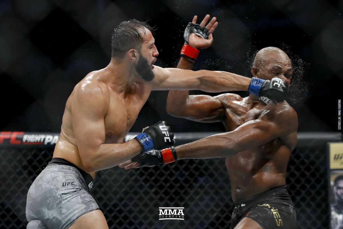 Dominick Reyes puts Jon Jones behind him: 'In order to be the next great  champion, I've got to move on' - MMA Fighting