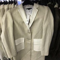 Long Lagata coat, $249 (was $675)