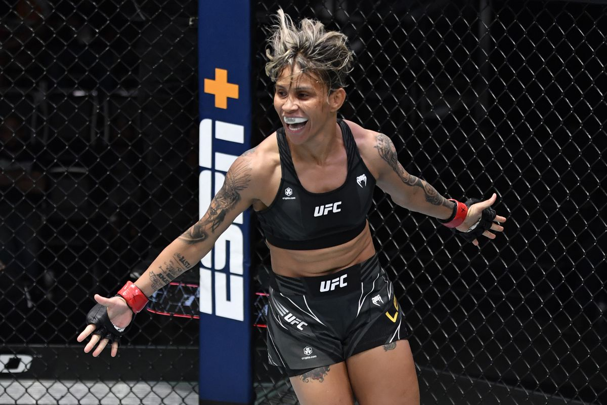 Amanda Lemos defeated Montserrat Ruiz in her last outing.
