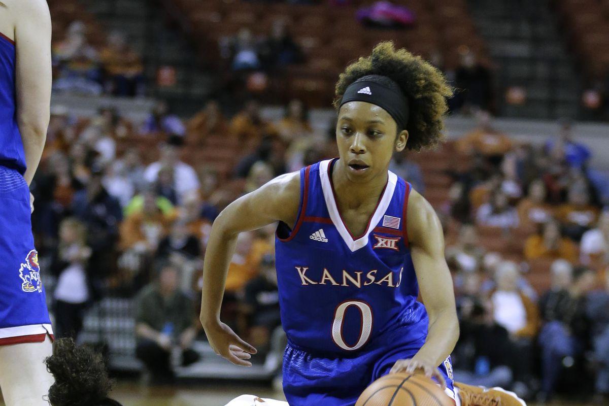 NCAA Womens Basketball: Kansas at Texas