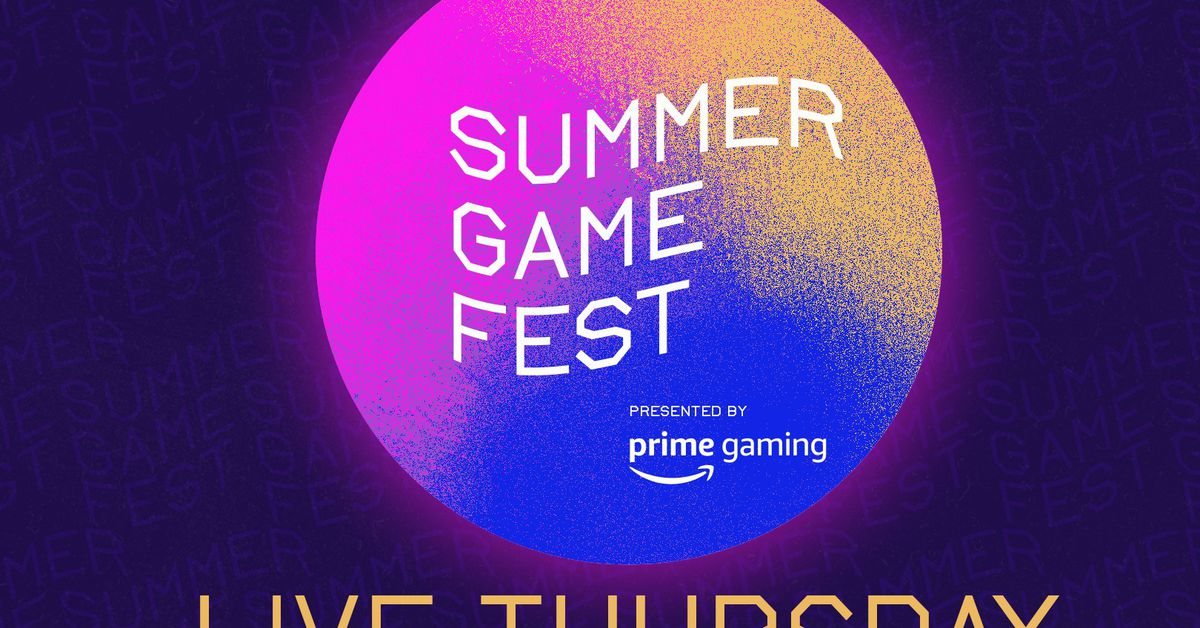 How to watch the Summer Game Fest's 'Kickoff Live' event