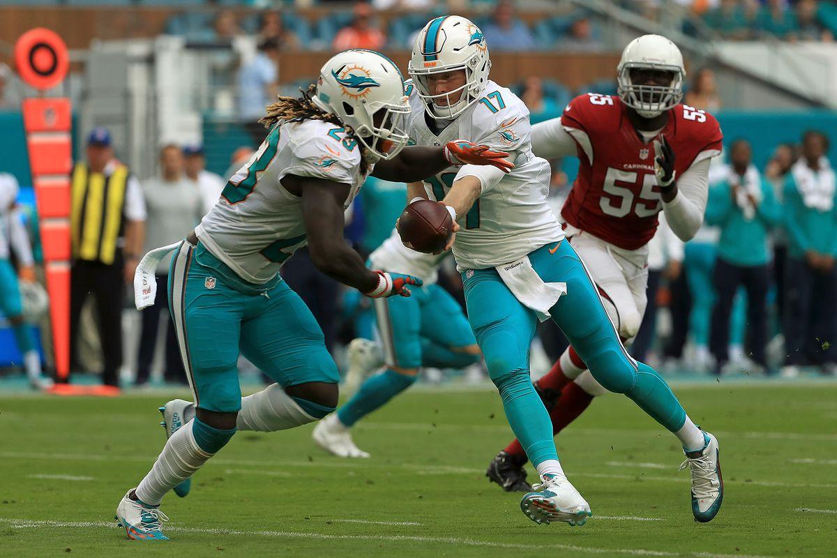 Arizona Cardinals v Miami Dolphins