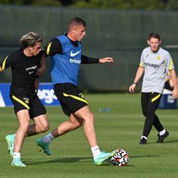 Conor challenging Preseason Messi