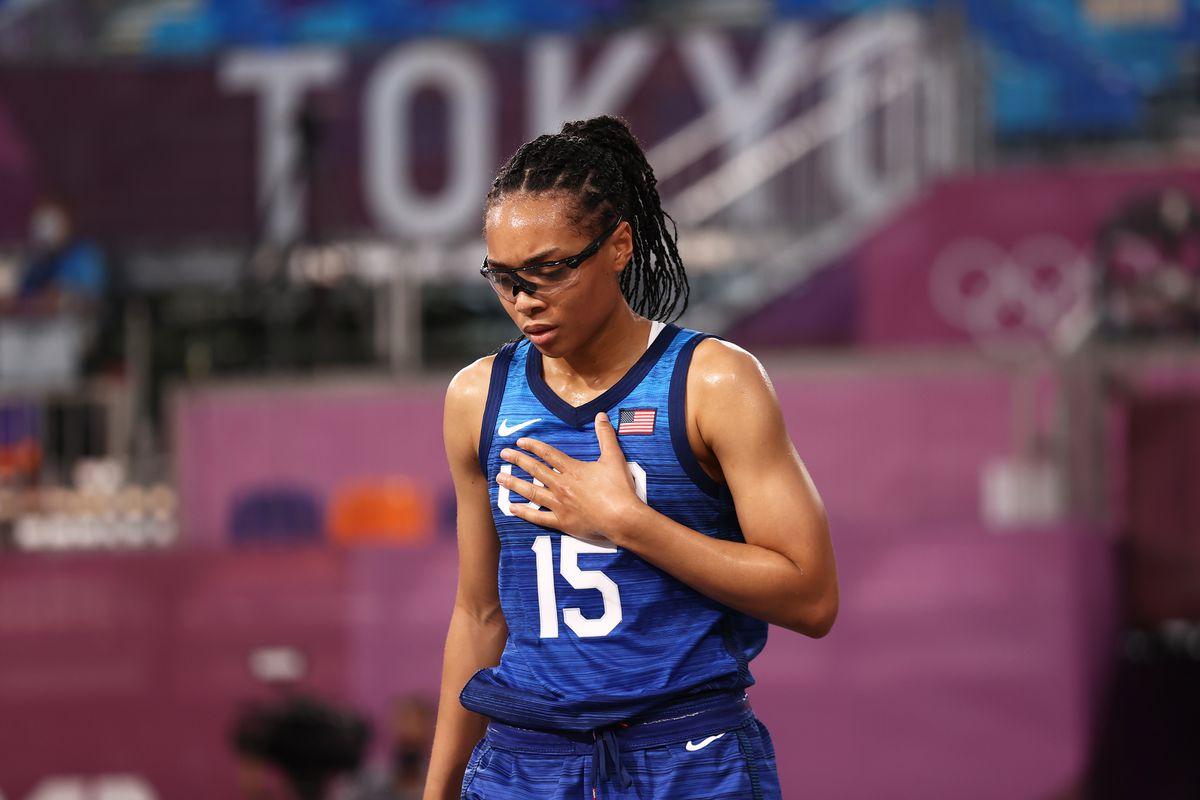 2020 Tokyo Olympics: 3x3 Italy v USA