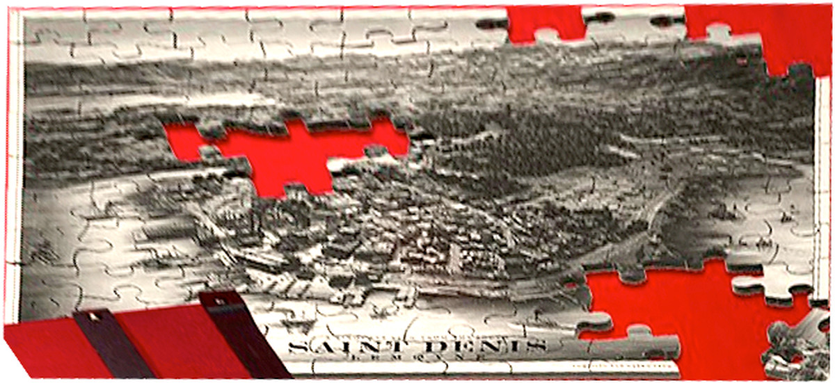 Red Dead Redemption 2 - Saint Denis jigsaw puzzle