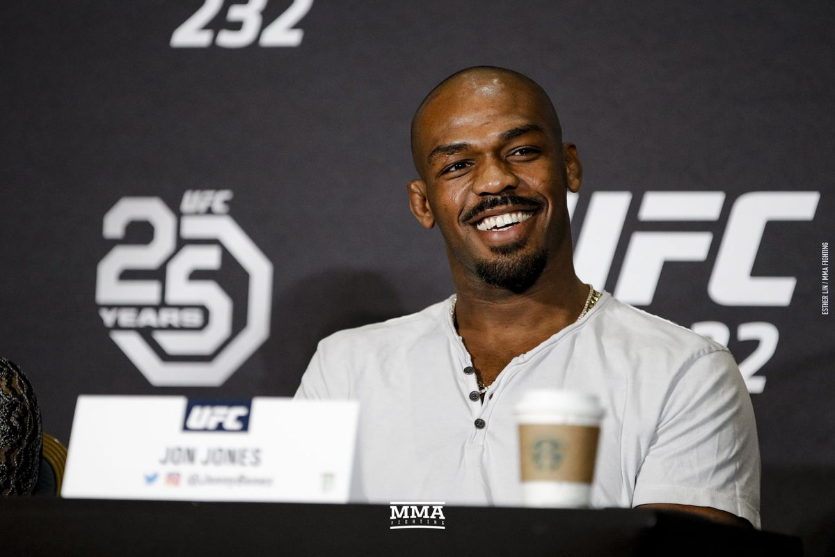 UFC 232 salaries: Jon Jones, Alexander Gustafsson to earn $500,000 for  title rematch