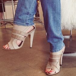 Missoni summer booties, $245