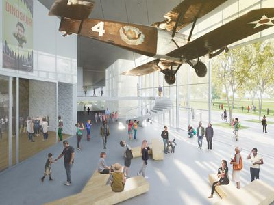 Major renovations and expansion planned for Exposition Park's Natural History Museum