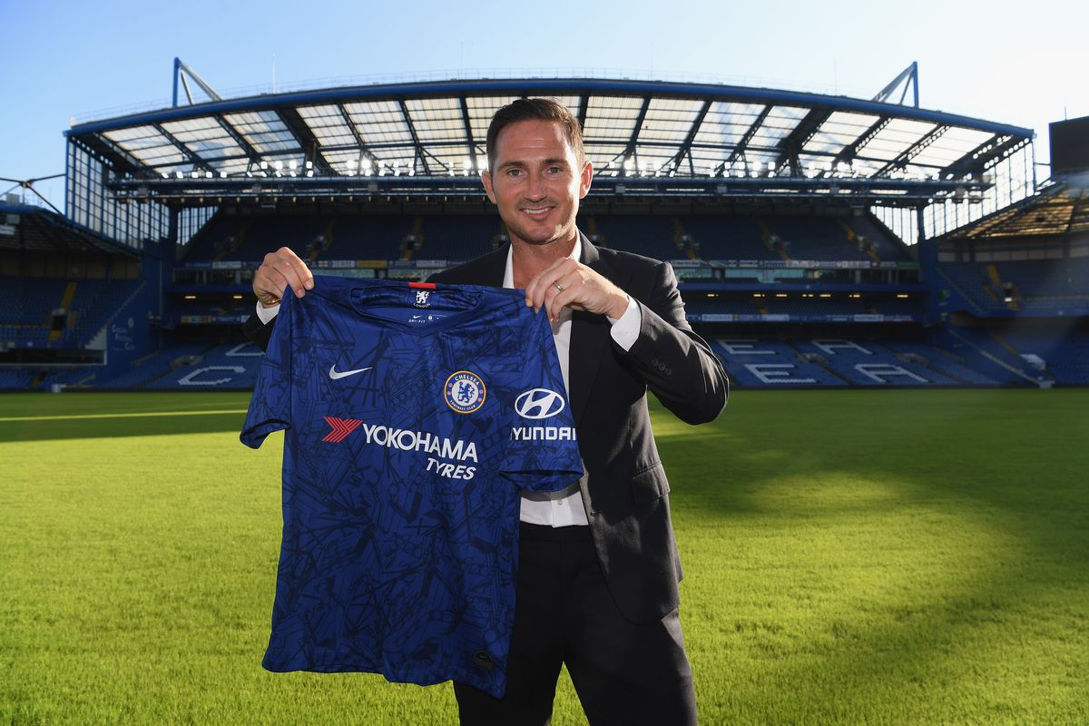 Frank Lampard Announced As New Manager Of Chelsea
