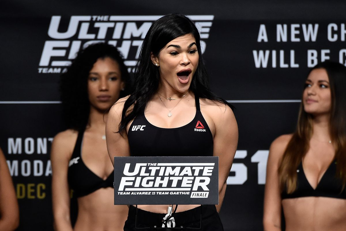 Midnight Mania! UFC Strawweight Rachael Ostovich suspended one year for tainted supplement - MMAmania.com