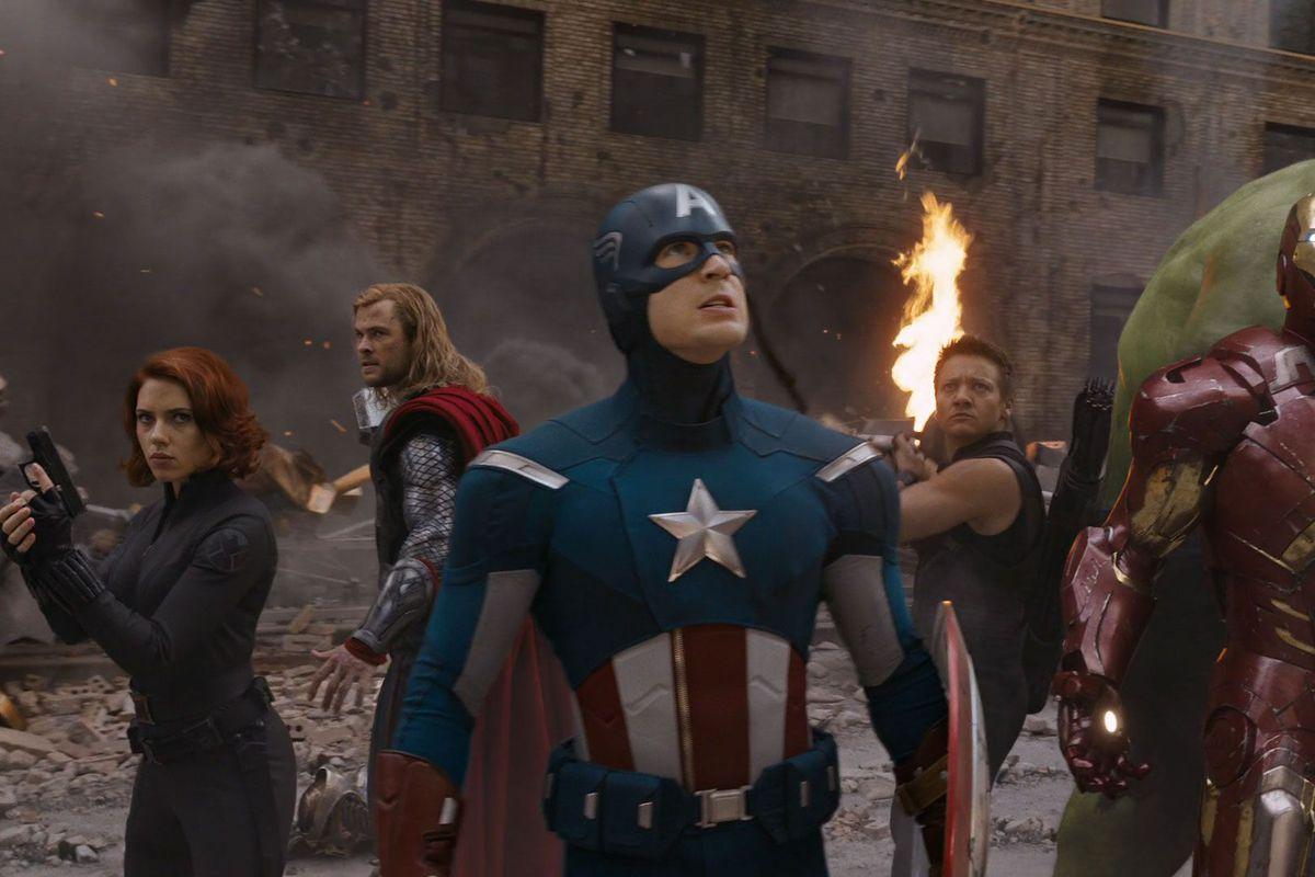 avengers: endgame: mcu history of iron man, captain america, thor to