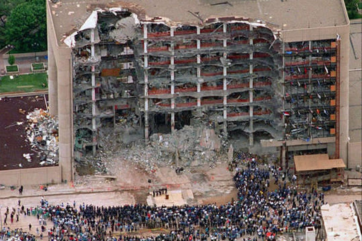 A judge stopped short Wednesday of finding the FBI in contempt of court for filing a late and incomplete report about whether the agency pressured a witness not to testify in a lawsuit about surveillance videos in the 1995 Oklahoma City bombing.