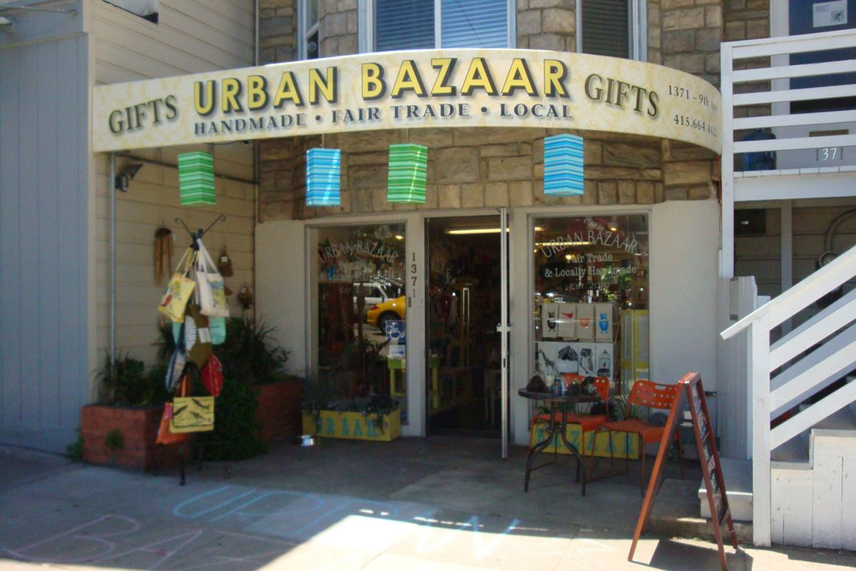 """Will Urban Bazaar be your Inner Sunset spot for gifts and workshops? Photo via <a href=""""http://www.urbanbazaarsf.com"""">Urban Bazaar</a>."""