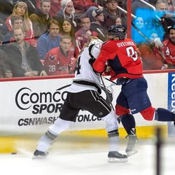 Ovechkin and Regehr