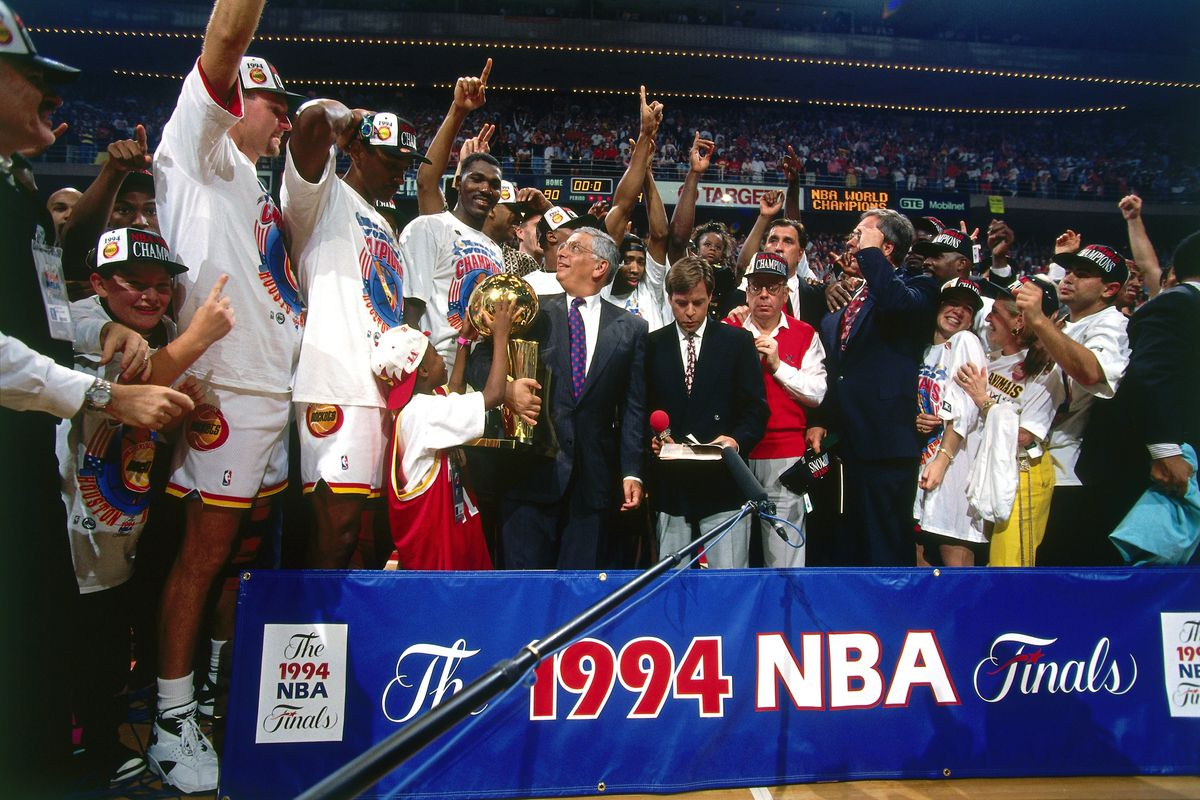 1994 NBA Finals Game 7: New York Knicks vs. Houston Rockets