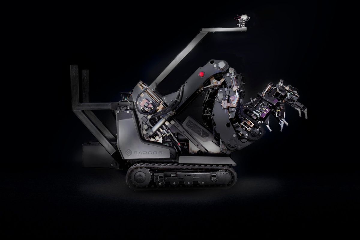 Using this robot gives you monstrously powerful mech arms - The Verge