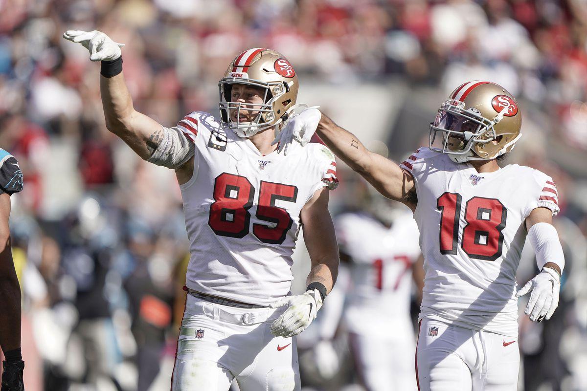 NFL: Carolina Panthers at San Francisco 49ers