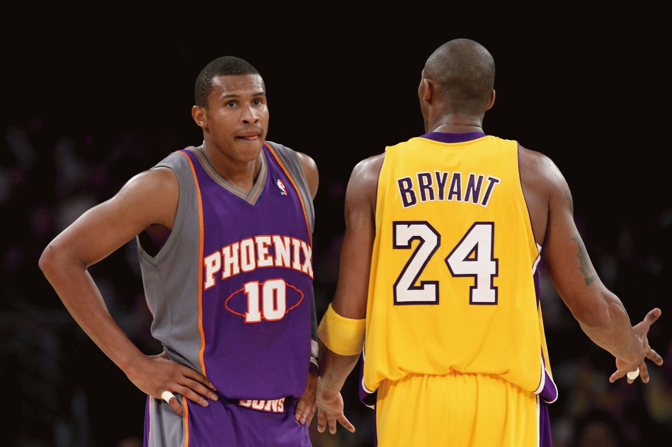 Kobe Bryant once got so mad about scouting video of Leandro Barbosa scoring on him that he demanded to guard him