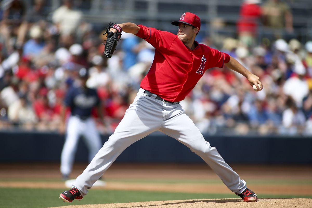 MLB: MAR 14 Spring Training - Angels at Padres