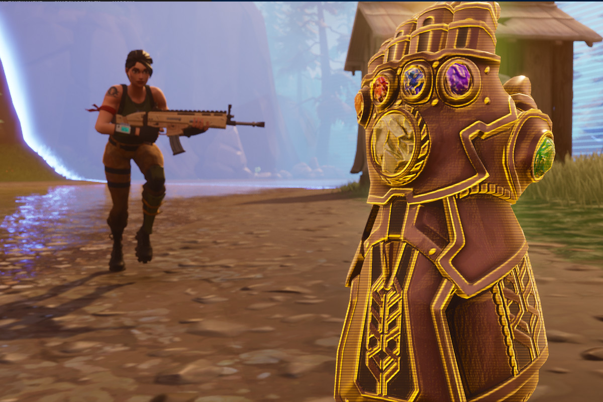 How do you win in Fortnite's Infinity Gauntlet mode? - Polygon