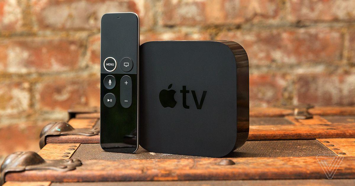 Apple potrebbe rilasciare presto una nuova Apple TV thumbnail