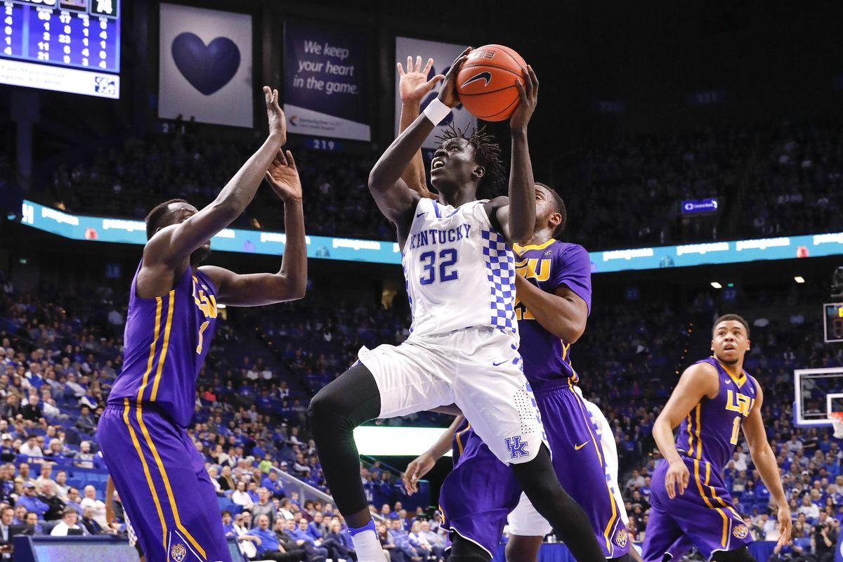 How To Watch Kentucky Wildcats Basketball Vs Lsu Tigers: Kentucky Wildcats Vs LSU Tigers 2018