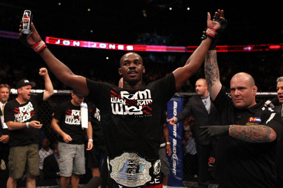 UFC 135 Results: Will Rashad E...