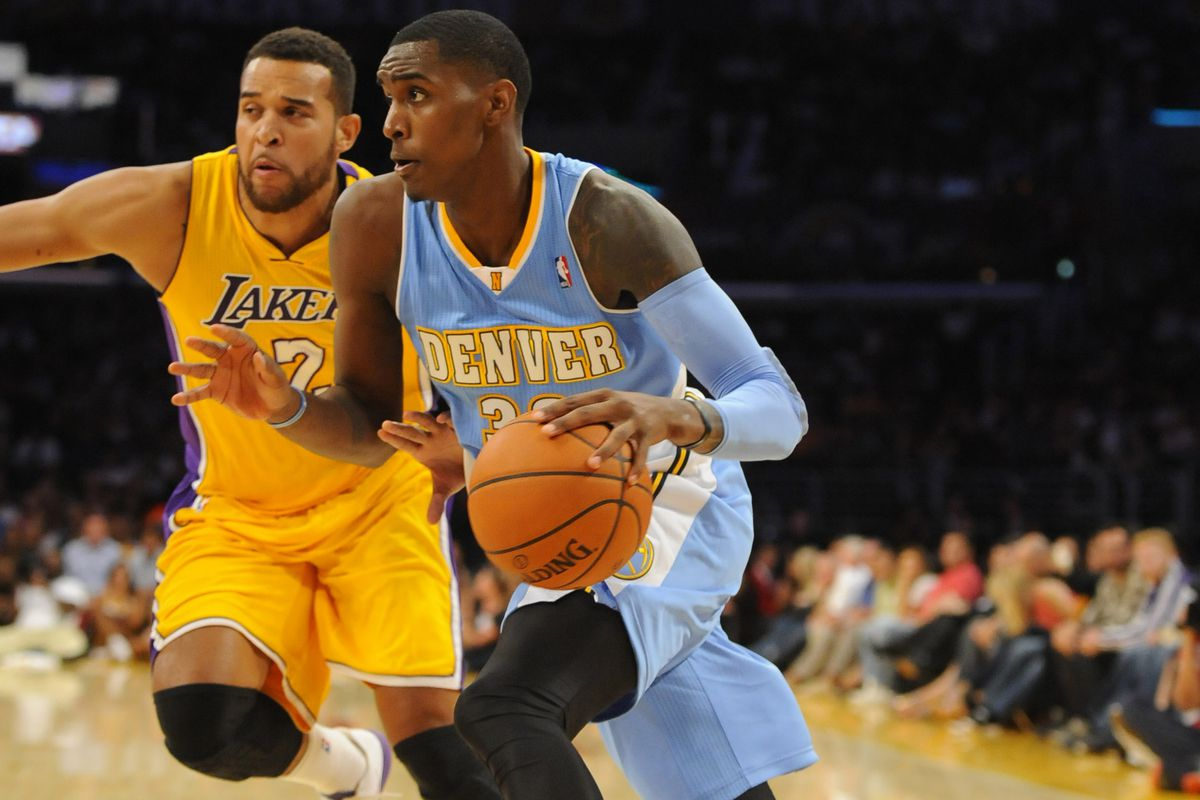 Quincy Miller, one of the biggest question marks for this Nuggets team