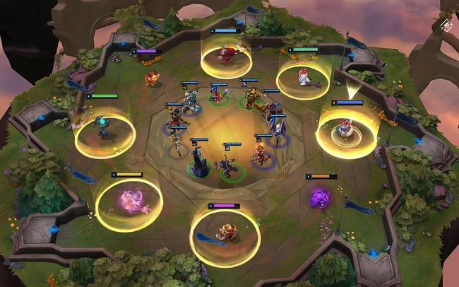 Teamfight Tactics one-ups Auto Chess by being more fun with