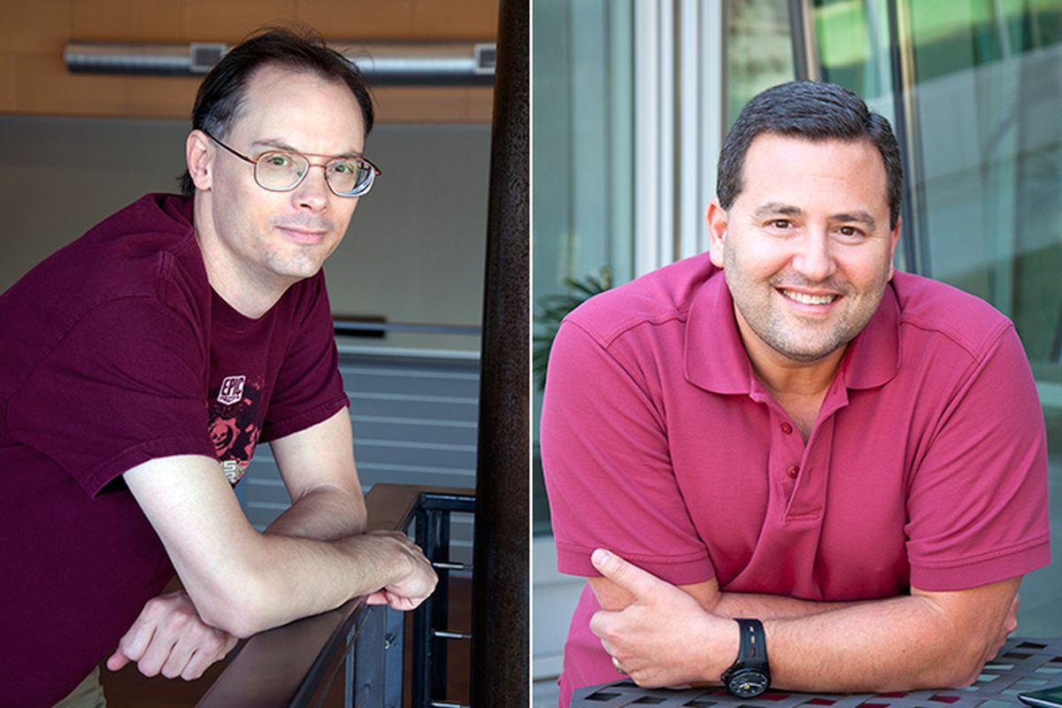 Epic Games' Tim Sweeney, Mark Rein to receive Develop