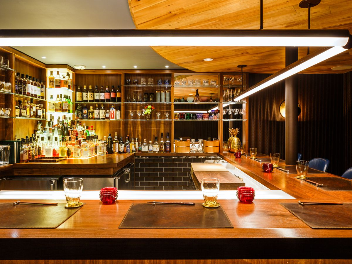 19 Impressive Whiskey Bars in NYC - Eater NY