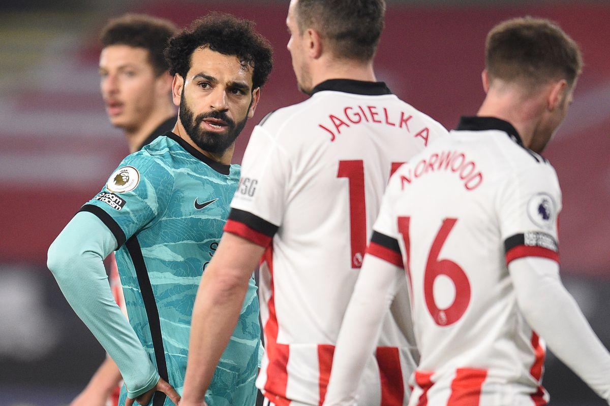 Sheffield United v Liverpool - Premier League